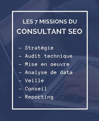 Consultant SEO Lille